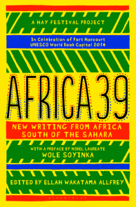 The Africa39 Anthology.