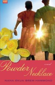 """""""Powder Necklace"""" by Nana Brew-Hammond."""